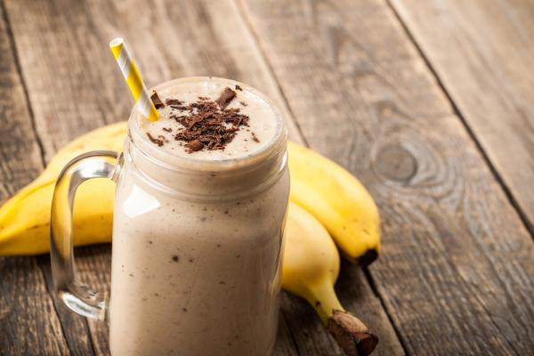 Banana Choc Smoothie
